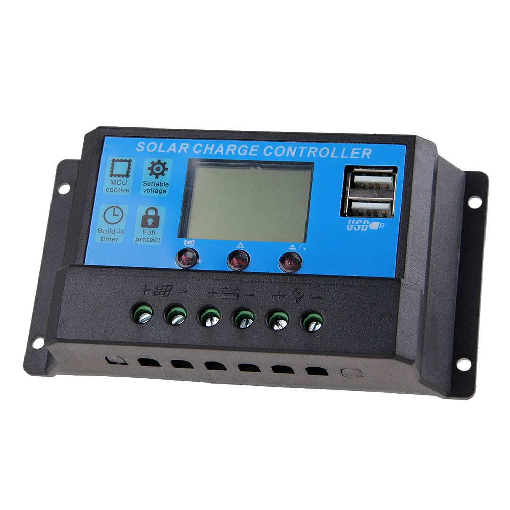 allpowers 20a solar charge controller user manual