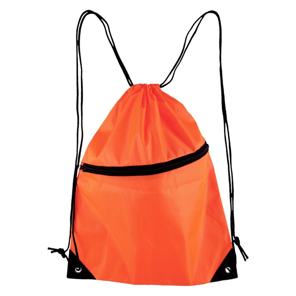 Travel String Drawstring Backpack Tote Cinch Sack School