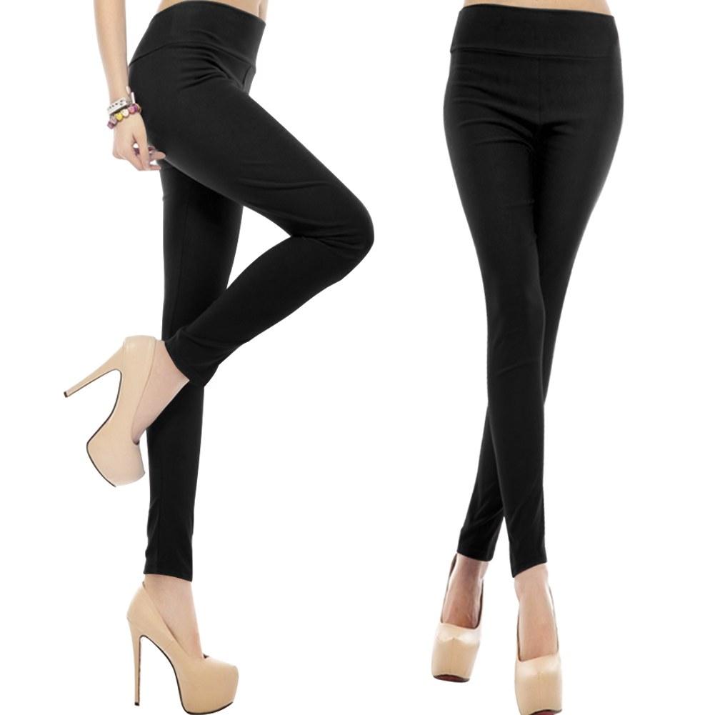 Sexy Women Yoga Running Pants High Waist Trousers Leggings
