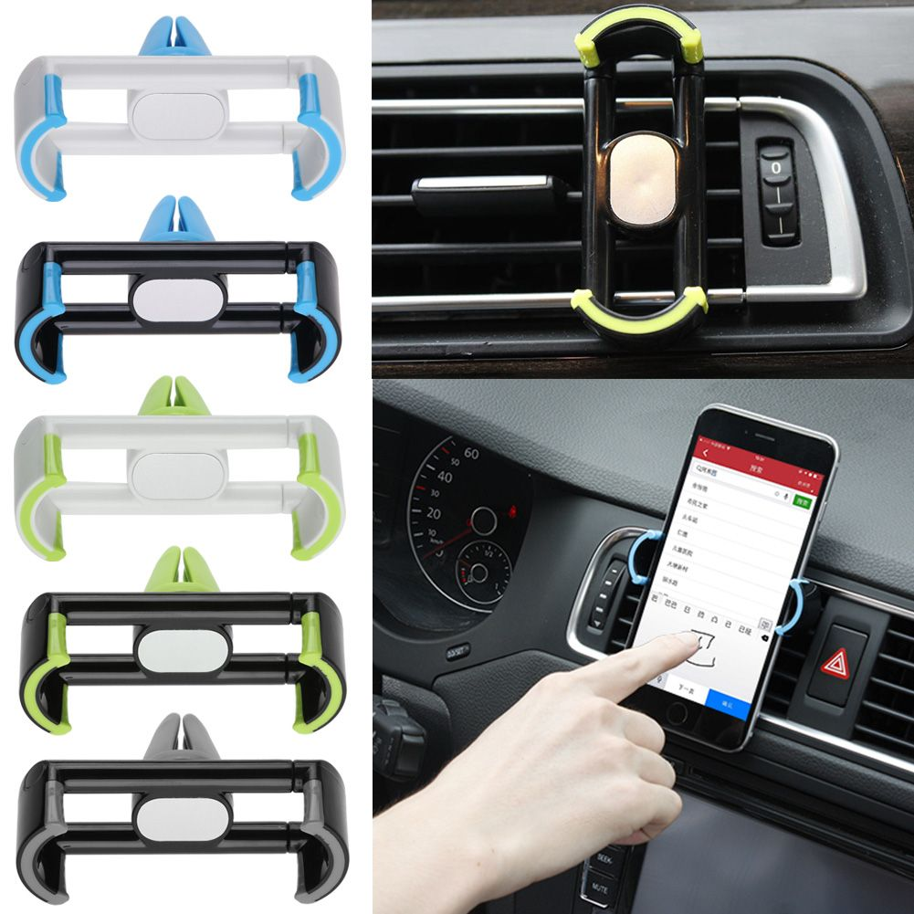 201509: Universal Car Air Vent IPhone 6S 5 Samsung Mobile Phone