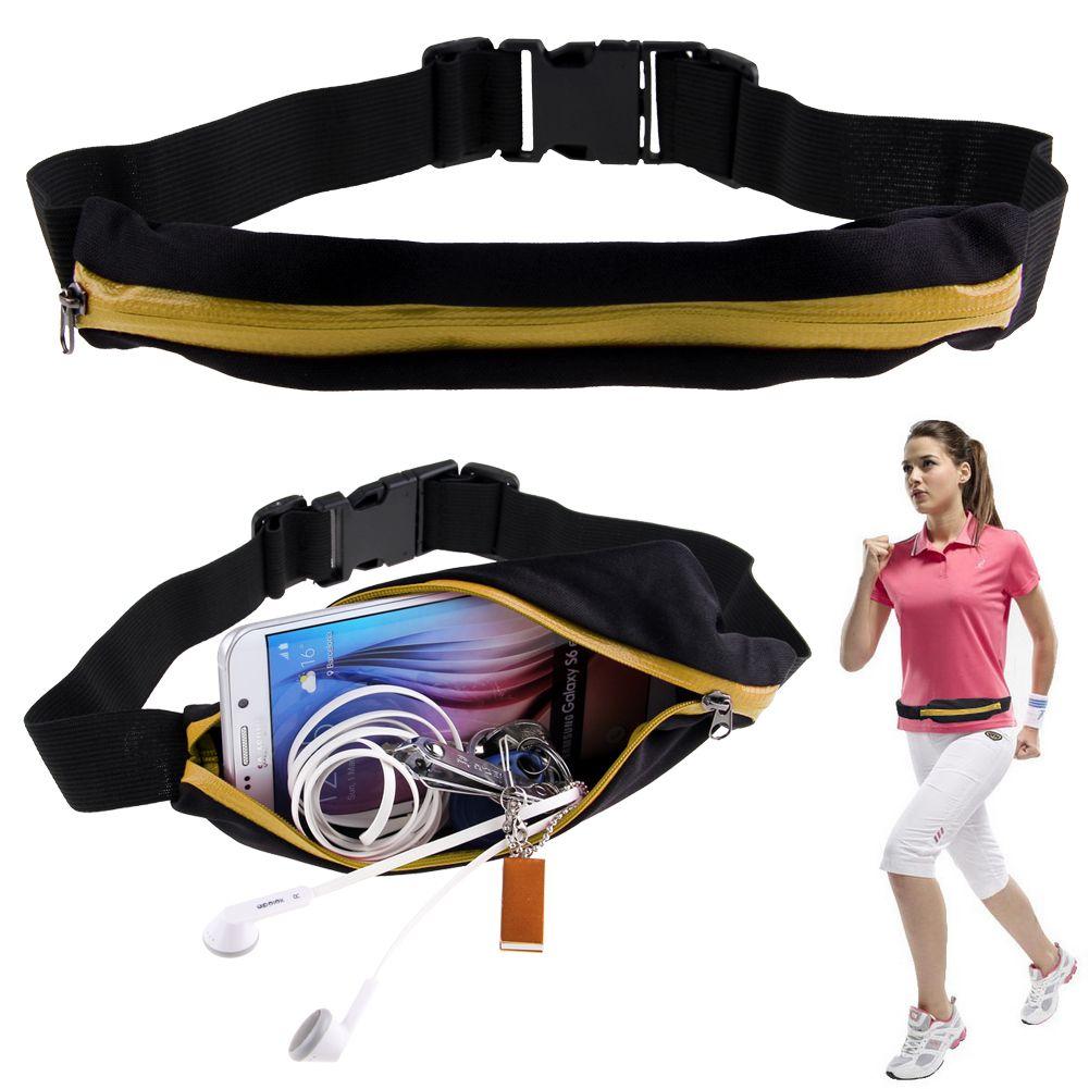 homme femmes sac banane sacoche ceinture pochette de sport r glable ebay